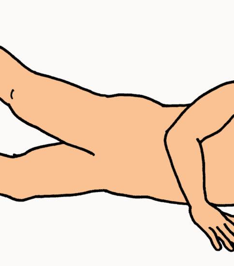 股関節外転筋(中殿筋)の筋力強化