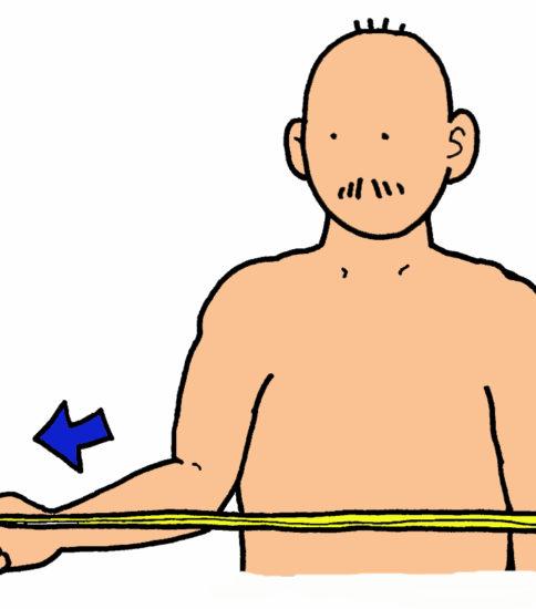 カフ・エクササイズ(外旋筋)