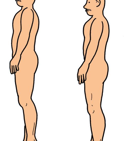 骨粗鬆症予防のための運動~踵落とし運動~