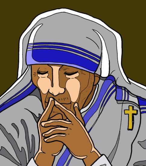 「祈る」という仕事。
