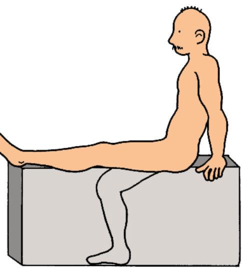 人工股関節置換術(THA)施行後のお風呂の入り方
