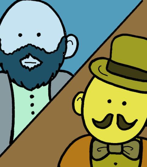 病院の規則 何故髭はダメなの?