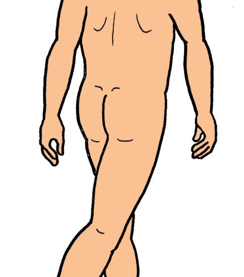 THA(人工股関節置換術)の禁忌肢位 (前方アプローチ)