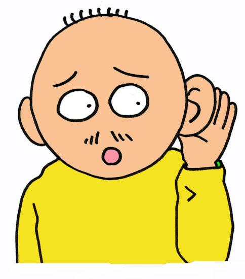 片耳難聴あるある その3
