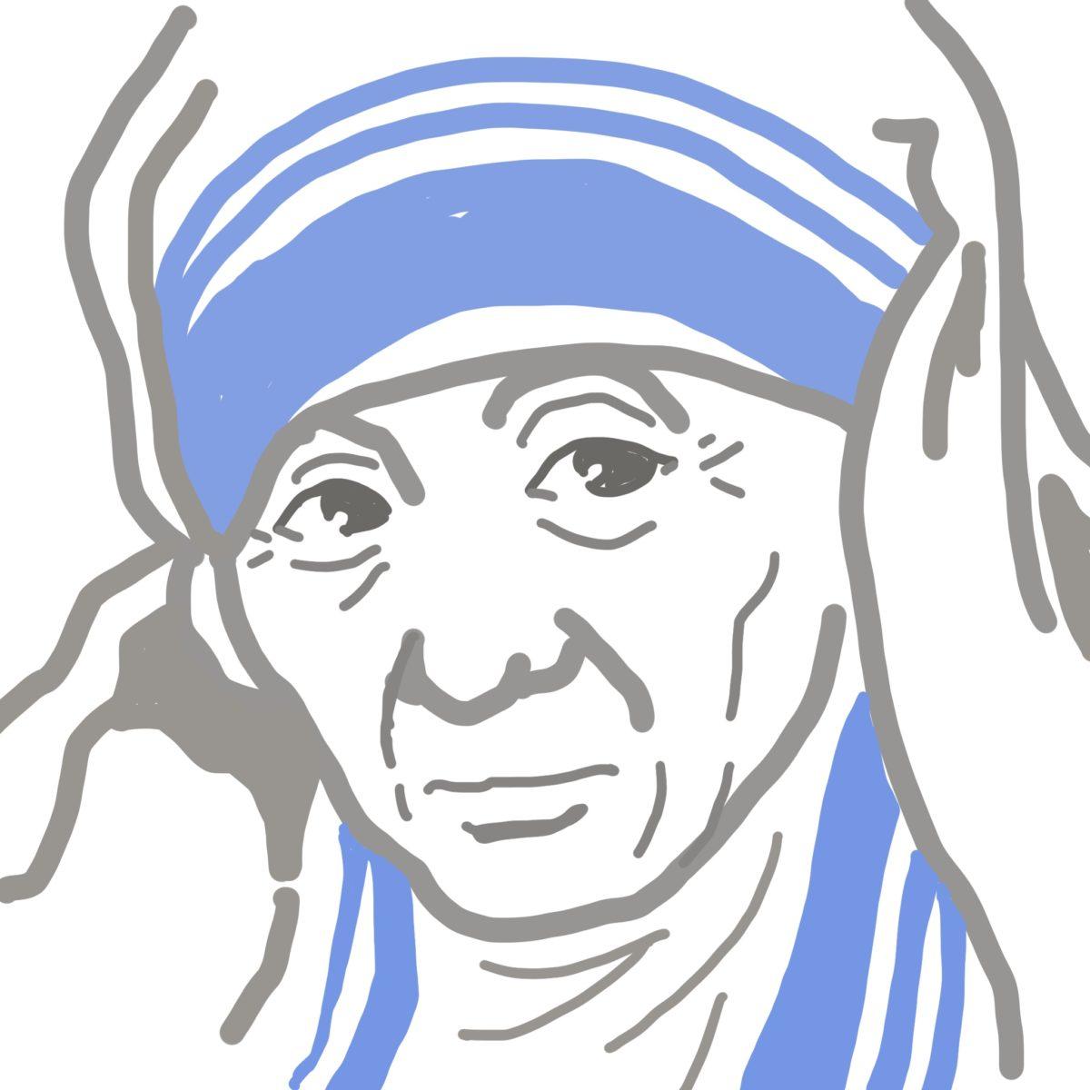 マザーテレサに対する批判「物乞いに魚を与  えるのではなく、釣り道具を与えよ。」